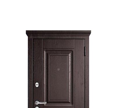 Двери с массивом дуба